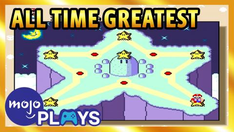 The Greatest Secret Level in Gaming History